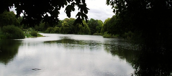 A Lake in England