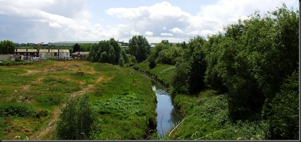 Bentley Mill from the aqueduct