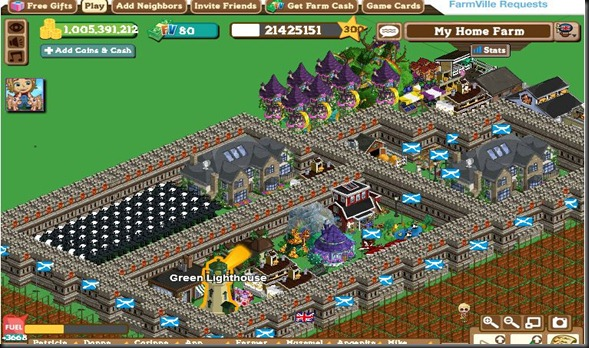 Farmville Millions level 300