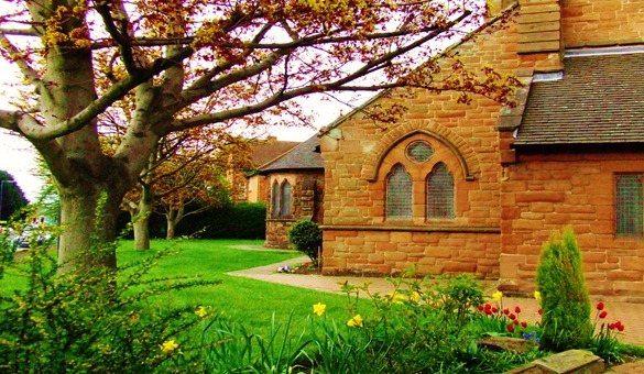 St Paul's chruch, Wednesbury