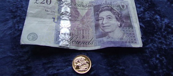 UK Pounds