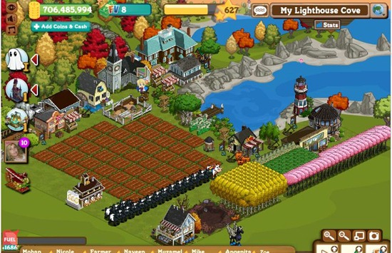 FarmVille FAQ