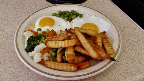 eggs and chips 001
