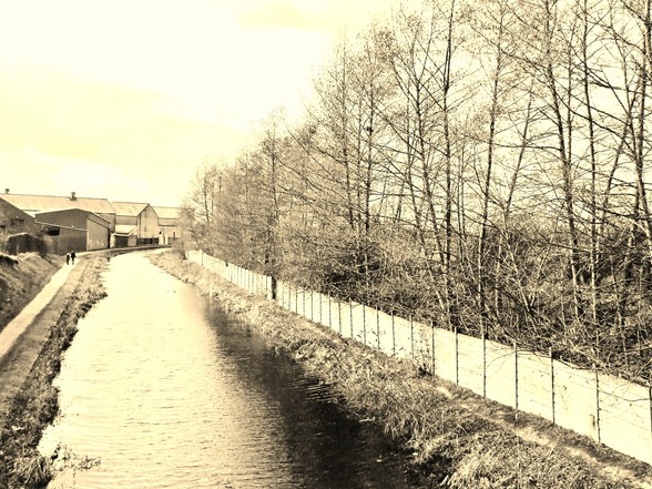 A CANAL AT WALSALL