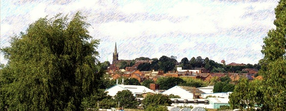 View of Wednesbury