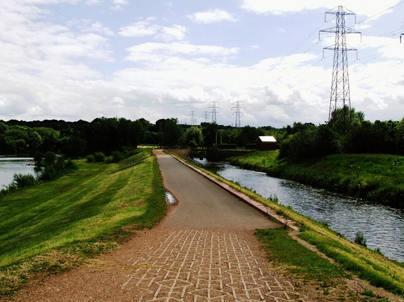 Sandwell Valley and Milky 021