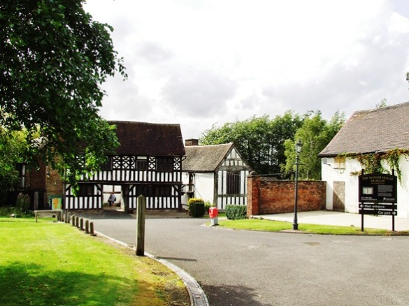THE MANOR HOUSE - WEST BROMWICH