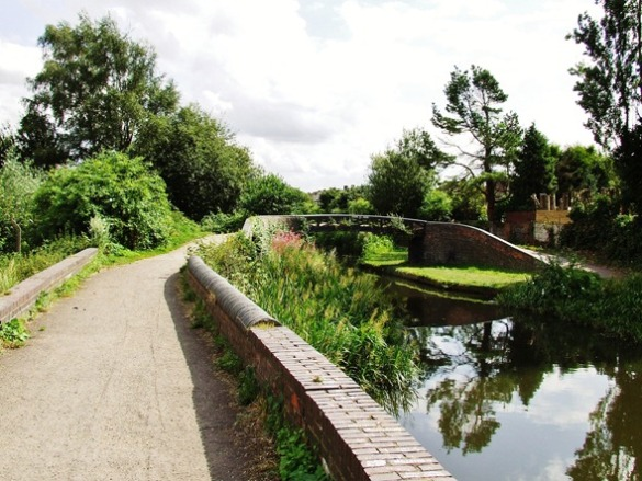 Canal Bridge, Wednesbury