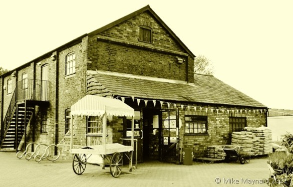 Forge Mill Farm Shop Sandwell Valley