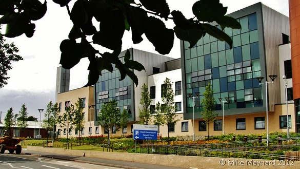 The Manor Hospital Walsall