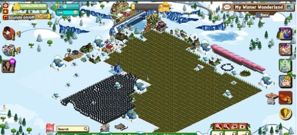 Farmville Wonderland