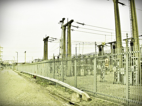 a power fence