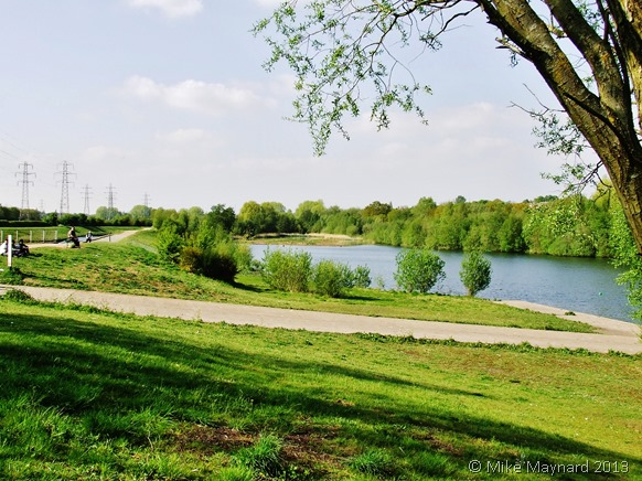 Forge Mill Lake, Sandwell Valley