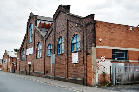 Darlaston factory