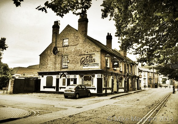 The Swan, Darlaston England