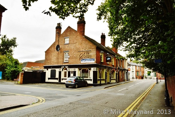 The Swan, Darlaston