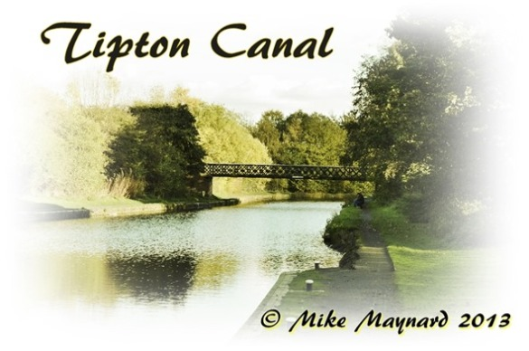 Tipton Canal colorized