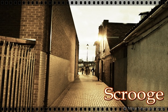 1 Scrooge the movie