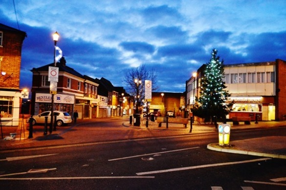 1 Wednesbury at Christmas