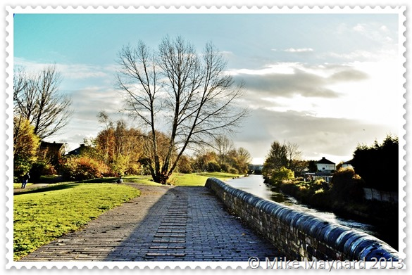 canal stamp