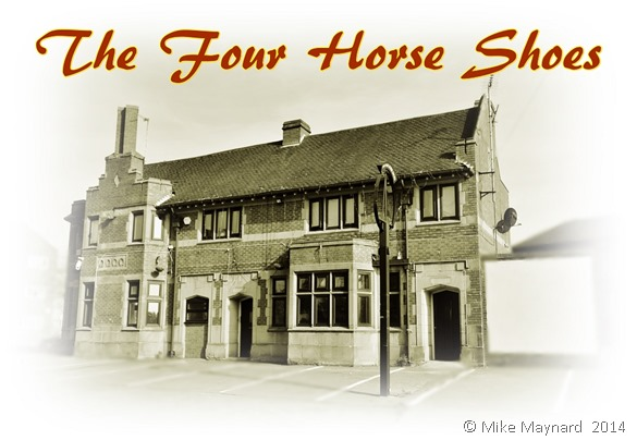 1 the four horse shoes