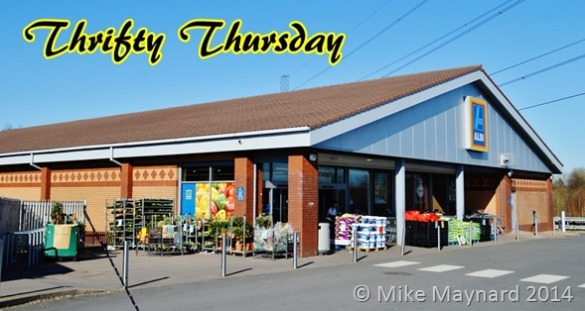1 Thrifty Thursday