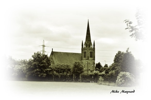 All Saints Church - Moxley - Black Country