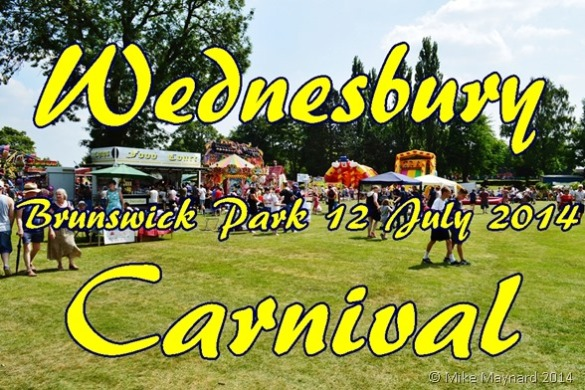 Photo of Wednesbury Carnival 2013