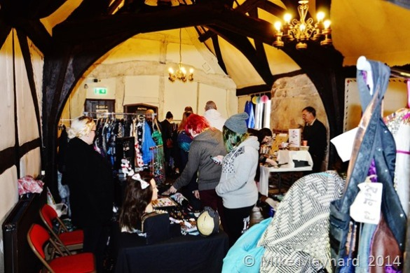 Manor House vintage fair -  12 October 2014 (79)