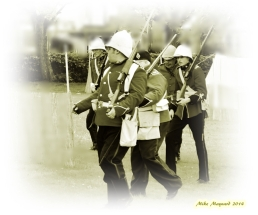 1 sepia soldiers