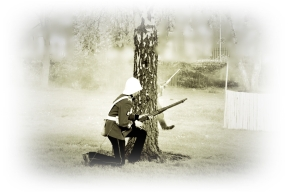 2 soldier in sepia