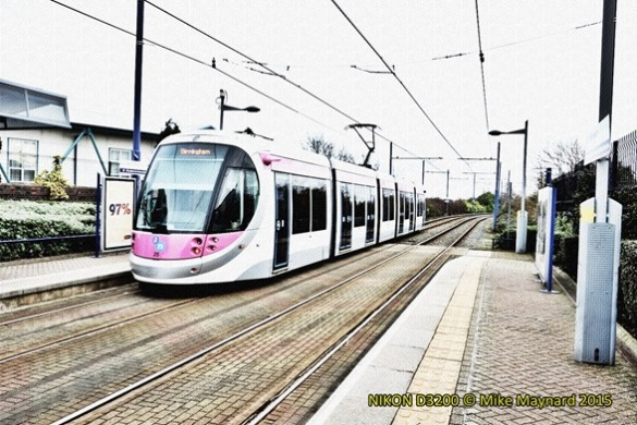 1 The Midland Metro - The Sunday Ramble