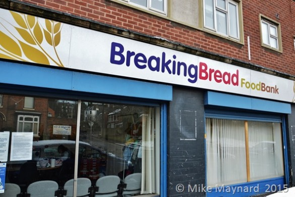 BREAKING BREAD FOOD BANK